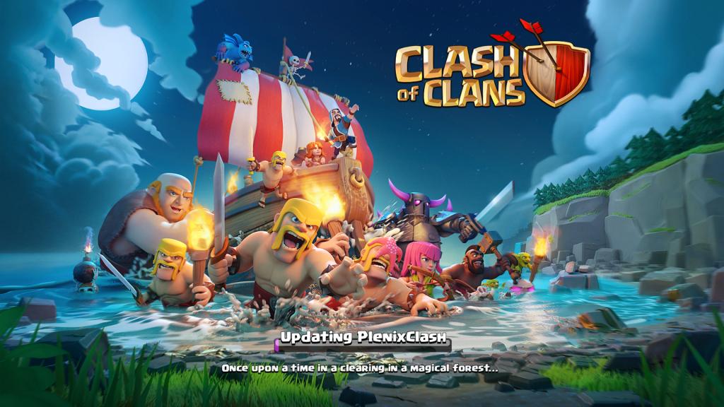 Plenix clash