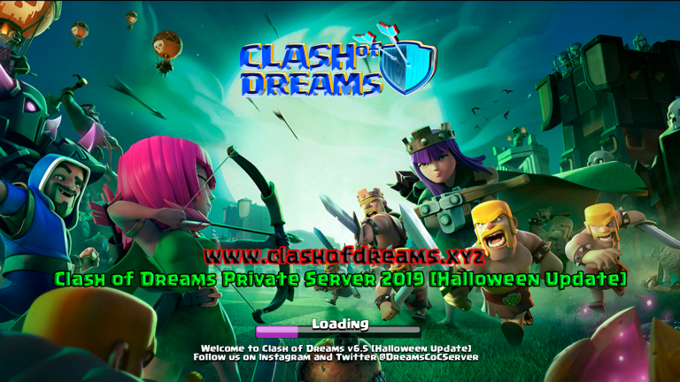 Clash of Dreams Download – Latest Version 13.2.X
