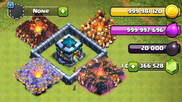CLASH OF CLANS Private Server With TownHall 13 Update