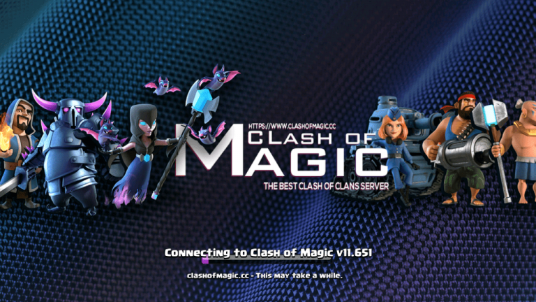 Clash of Magic Download – Latest Version 13.2.X